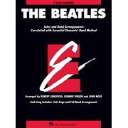 The Beatles : Essential Elements for Band Correlated Collections Alto Clarinet