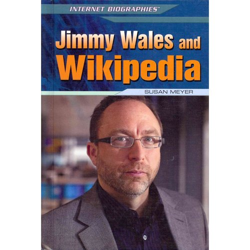 Jimmy Wales and Wikipedia