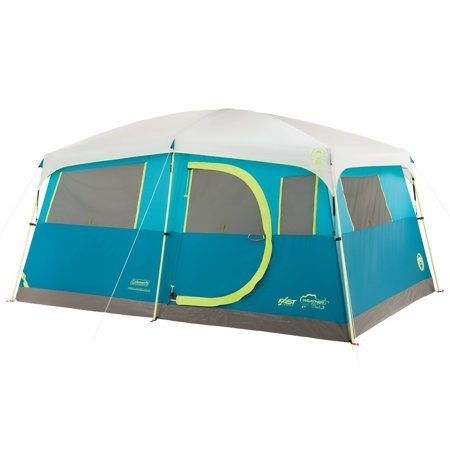 Coleman Tenaya Lake Fast Pitch 8-Person Cabin Tent with