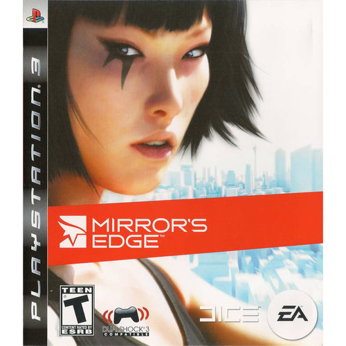 Mirror's Edge (PS3) - Pre-Owned