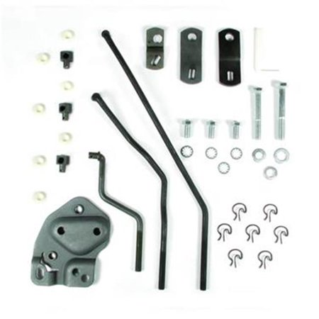 HURST 3733163 Competition And Plus Shifter Installation -