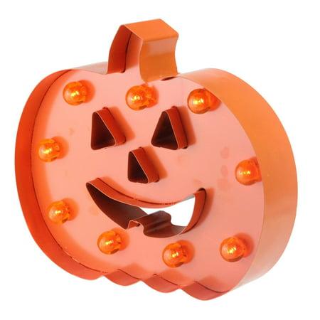 Light Up Pumpkins (10