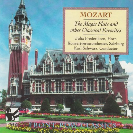Mozart: The Magic Flute And Other Classical