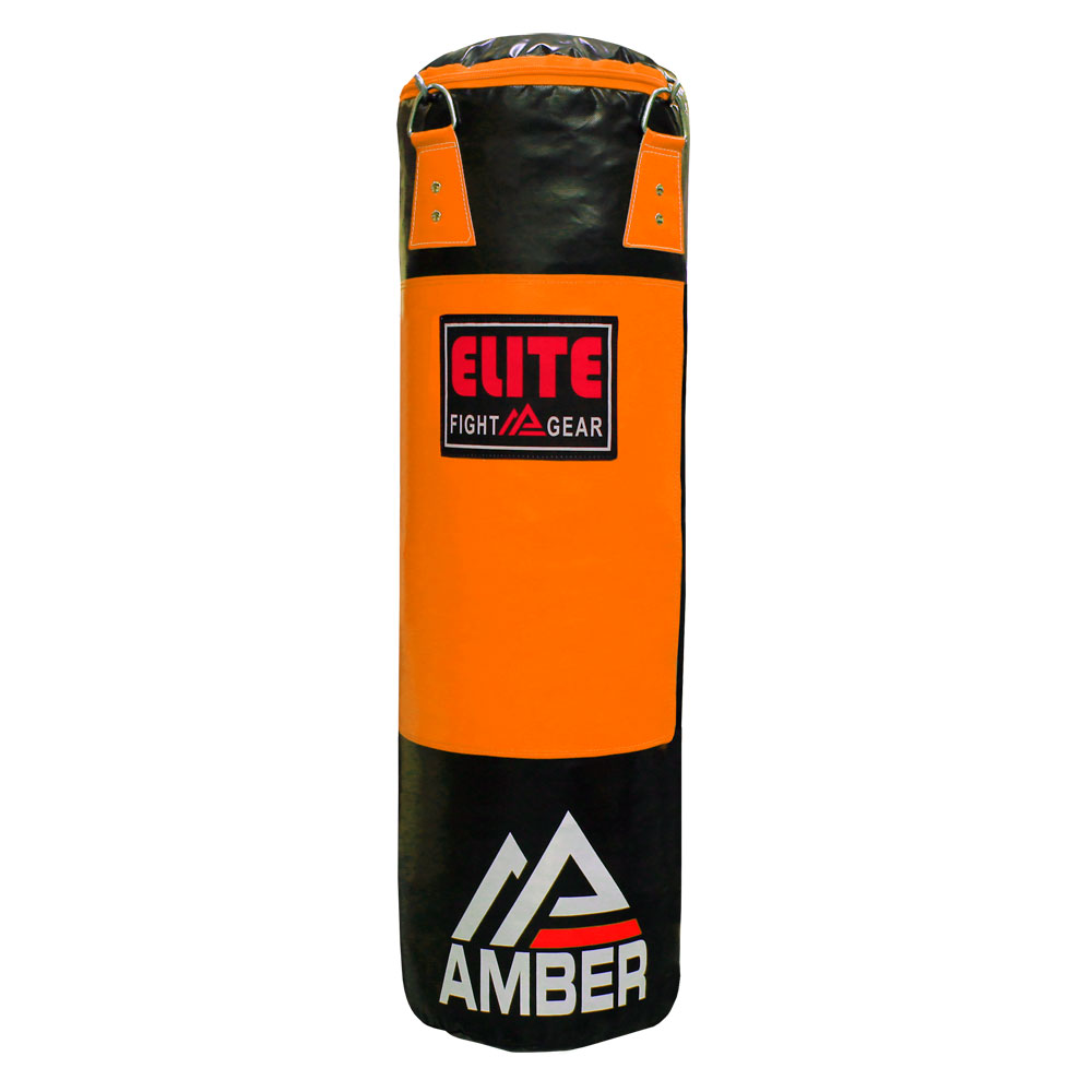 Muay Thai Punch Kick Heavy Bag 6ft 150lbs  FILLED top of the line