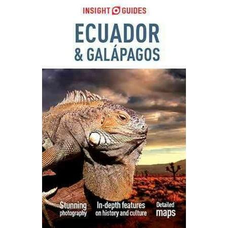 Insight Guides Ecuador   Galapagos