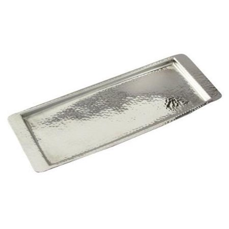 Leeber 72374 13.75 x 4.5 in. Hammered Rectangle Tray - Small - image 1 of 1