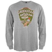 Dr. Seuss Eggstra Special Grey Long Sleeve T-Shirt by