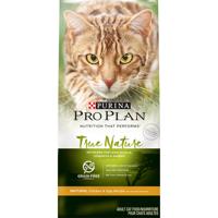 Purina Pro Plan Grain Free Natural Dry Cat Food TRUE NATURE Chicken & Egg Recipe 6 lb. Bag