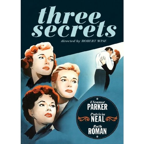 Three Secrets (1950) (Full Frame)