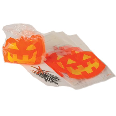 Halloween Jack-O-Lantern Pumpkin Trick-Or-Treat Party Favor 11