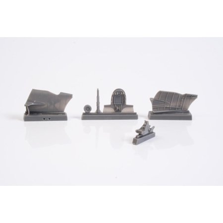- CMK 1:32 A6M5c Zero Tail Cone Set for Hasegawa Resin Detail Set #5118