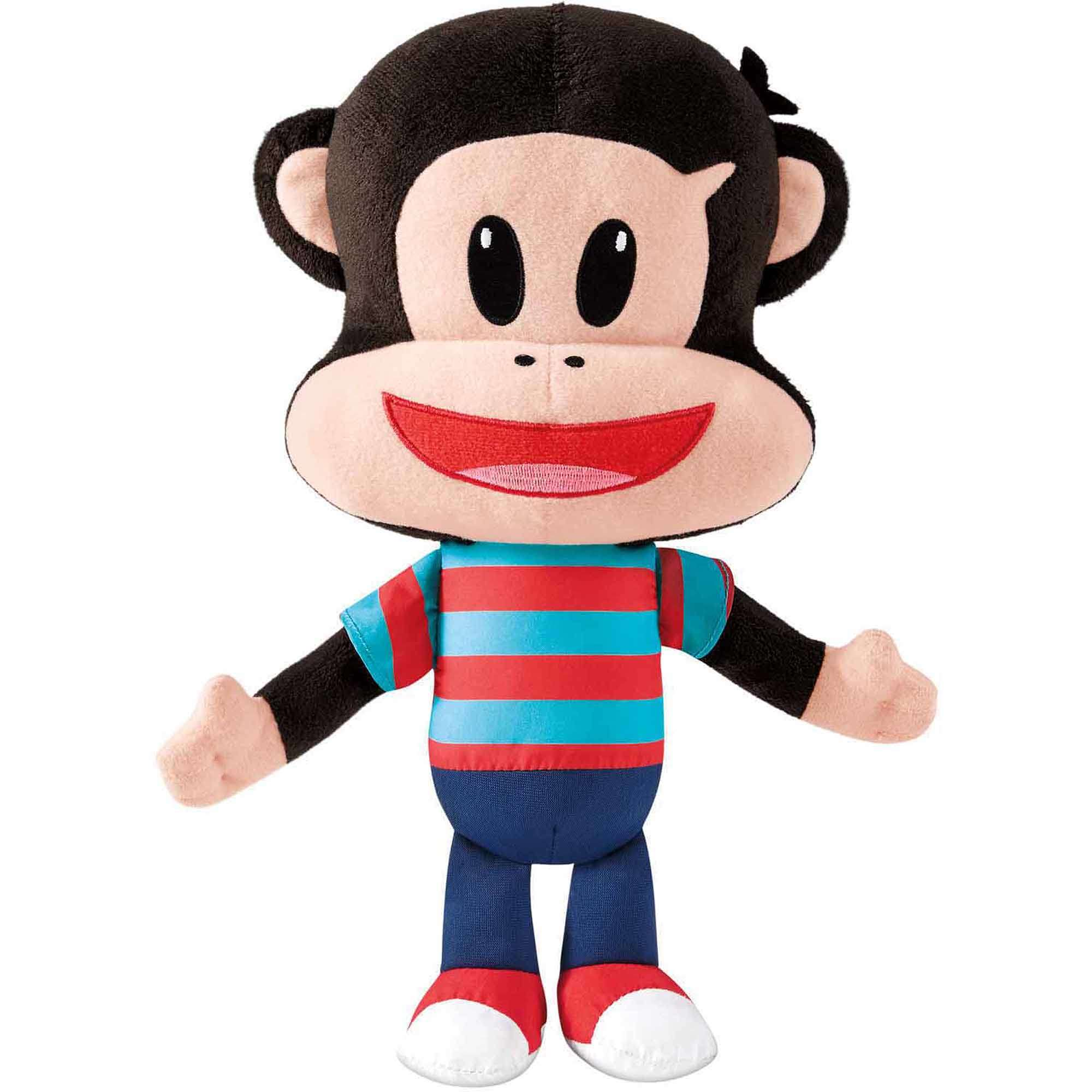 Fisher-Price Julius Jr. Talking Plush