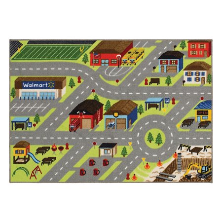 Air Force Rug (Adventure Force City Rug)