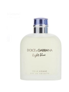 Dolce & Gabbana Light Blue Cologne for Men, 4.2 Oz