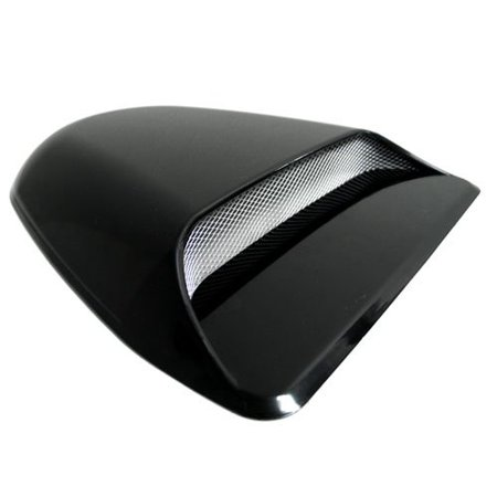 10 Ford Racing Mustang (05 06 07 08 09 10 11 Ford Mustang Racing Air Hood Scoop with Mesh By)