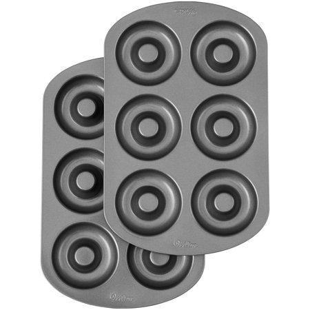 Wilton Non-Stick Donut Pans, 2-Piece