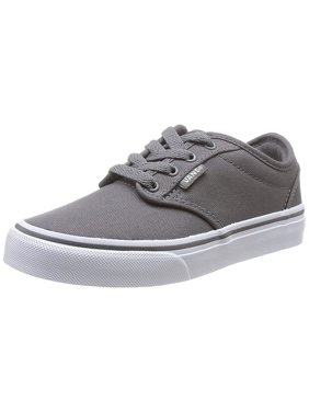 Vans Unisex Little Kid's/ Big Kid's Shoes Atwood Pewter Gray Sneakers