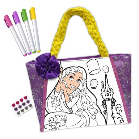 Disney Princess - Rapunzel Color N Style Purse