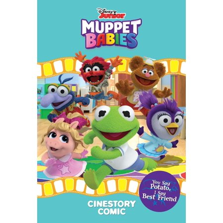 Disney Muppet Babies: You Say Potato, I Say Best Friend