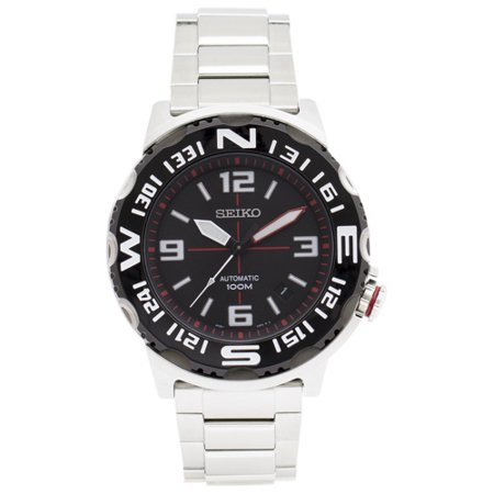 Seiko Mens Superior Watch Automatic Hardlex Crystal SRP445 by