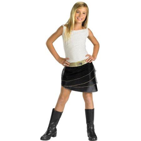 Morris Costumes Hannah Montana Qualty Chd 7 - Hannah Montana Costume For Adults