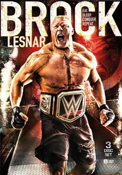 WWE: Brock Lesnar Eat, Sleep, Conquer, Repeat (DVD) by WARNER HOME VIDEO