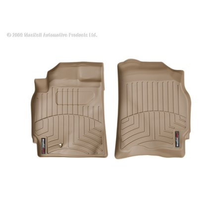 Weathertech 05 07 Ford Escape Front Floorliner Tan