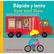 Rapido y Lento/Fast And Slow (Board Book)