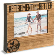 Pavilion - Retirement Makes Life Better 4x6 Picture Frame