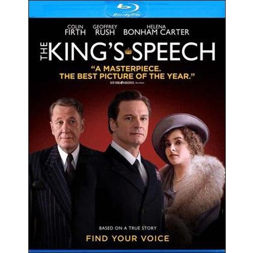 The King's Speech (Blu-ray) (Widescreen)
