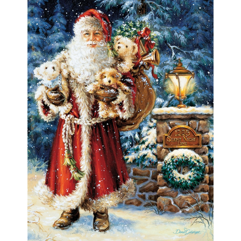Bearing Gifts 500 Piece Puzzle