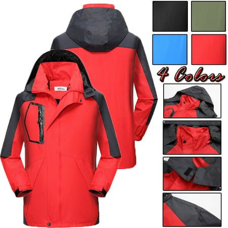 SUNSIOM Men's Winter Coat Jacket Waterproof Sports Ski Suit snowboard Clothing (Best Patagonia Jacket For Snowboarding)