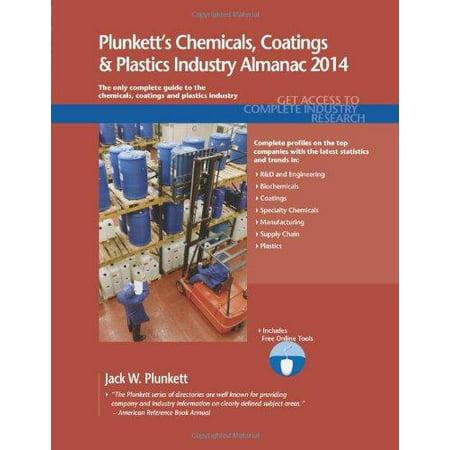 Plunketts Chemicals  Coatings   Plastics Industry Almanac 2014
