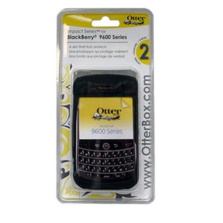 Genuine Blackberry Phone Skin (OtterBox Impact Skin Case for BlackBerry Tour 9630 (Black))