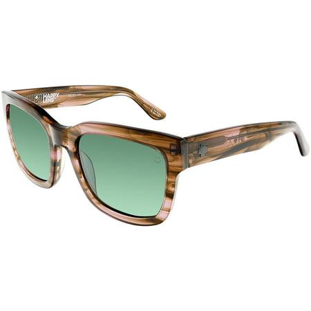Spy Trancas 673240300863 Purple Square (Spy Sunglasses Store)