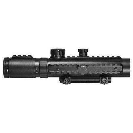 - Barska 1-3X30 IR Multi Rail Electro Sight Scope