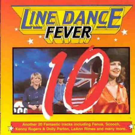 Halloween Line Dance Music (Line Dance Fever 10 / Various)