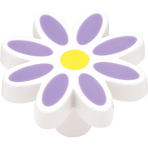 Brainerd 37mm Daisy Knob, Lavender by Liberty Hardware