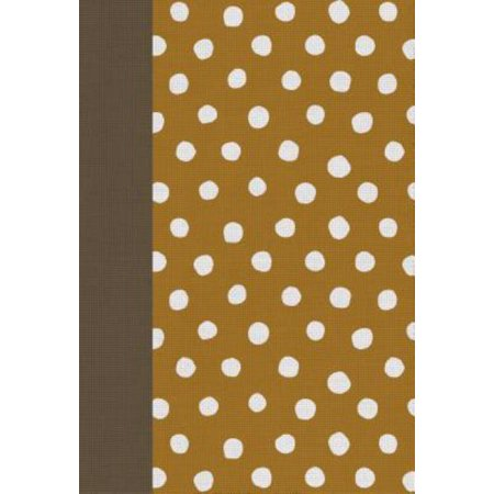 ESV Large Print Compact Bible (Cloth over Board, Polka Dots) - image 1 de 1