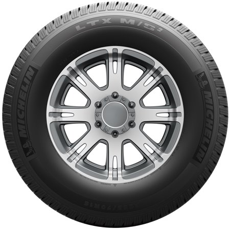 Michelin LTX M/S 2 Highway Tire P255/70R18 112T (Best Price For Michelin Tire Size 225 50r17)