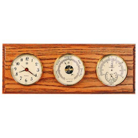 Manitou Weather Station Wall Clock