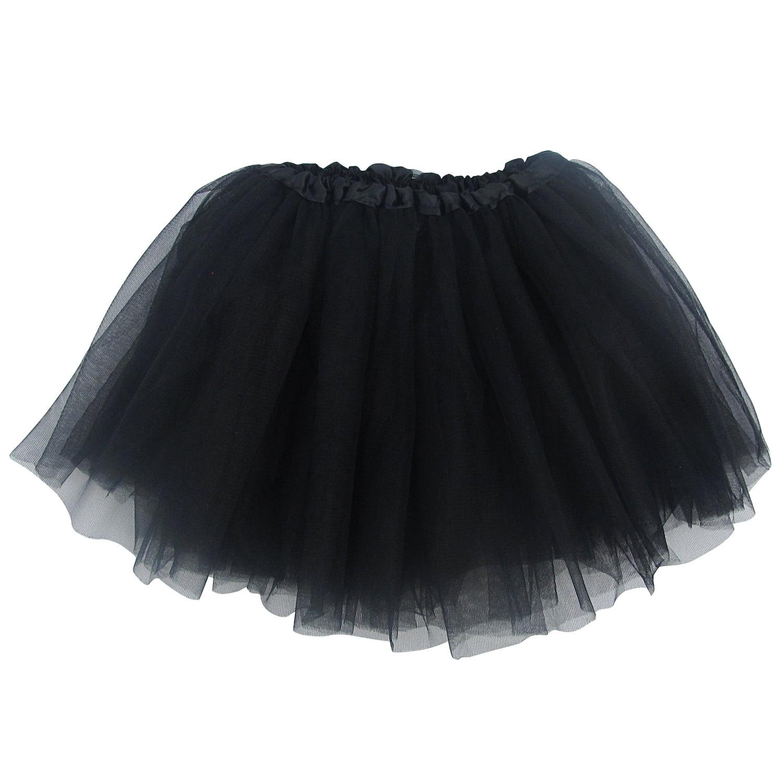 "Kid Adult Tutu Skirts Mini Ballet Princess Fancy Dress For Waist 29/""-45/"""