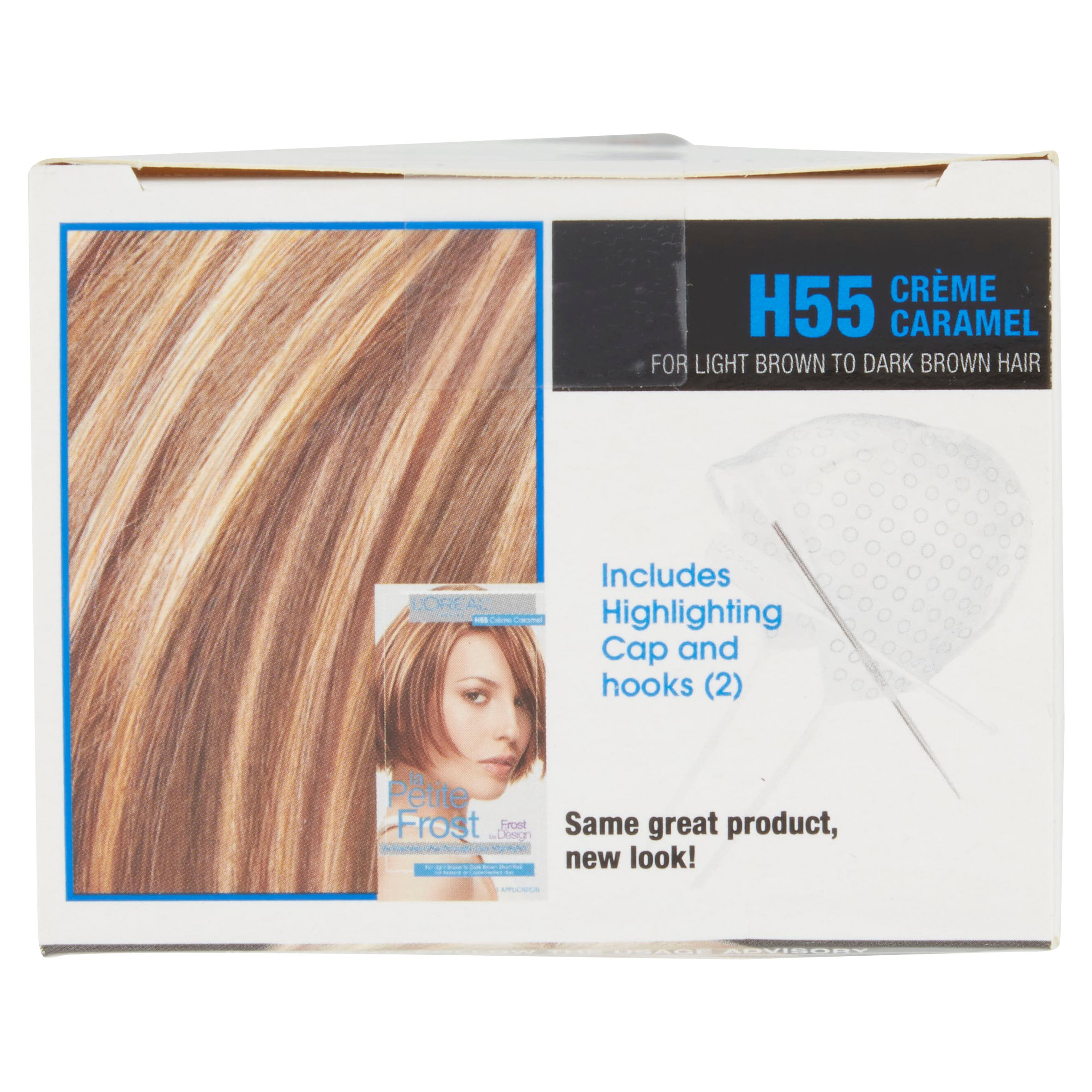 Loreal Paris Le Petite Frost Cap Hair Highlights For Shorter Hair