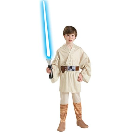 Morris Costume RU883159SM Luke Skywalker Child Costume, Small - Toddler Luke Skywalker Costume
