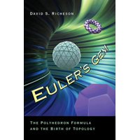 Euler's Gem: The Polyhedron Formula and the Birth of Topology (Paperback)