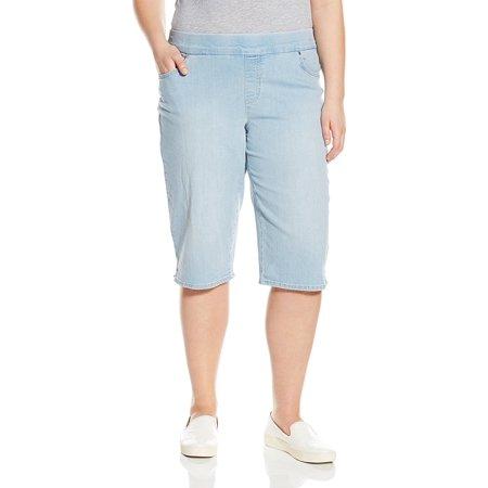 07c0dd0face Gloria Vanderbilt - Gloria Vanderbilt Women s Plus Size Amanda Classic  Tapered Jeans - Walmart.com