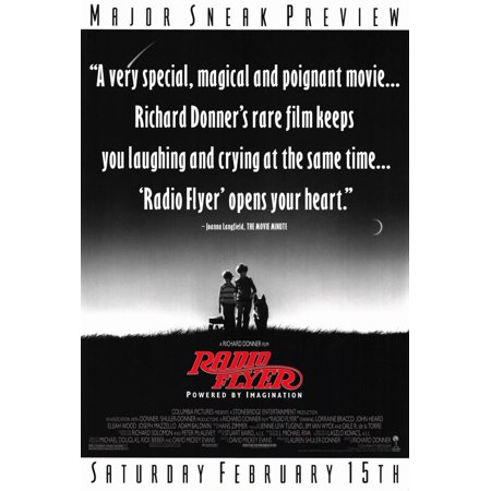 Radio Flyer POSTER Movie B (27x40) for $<!---->