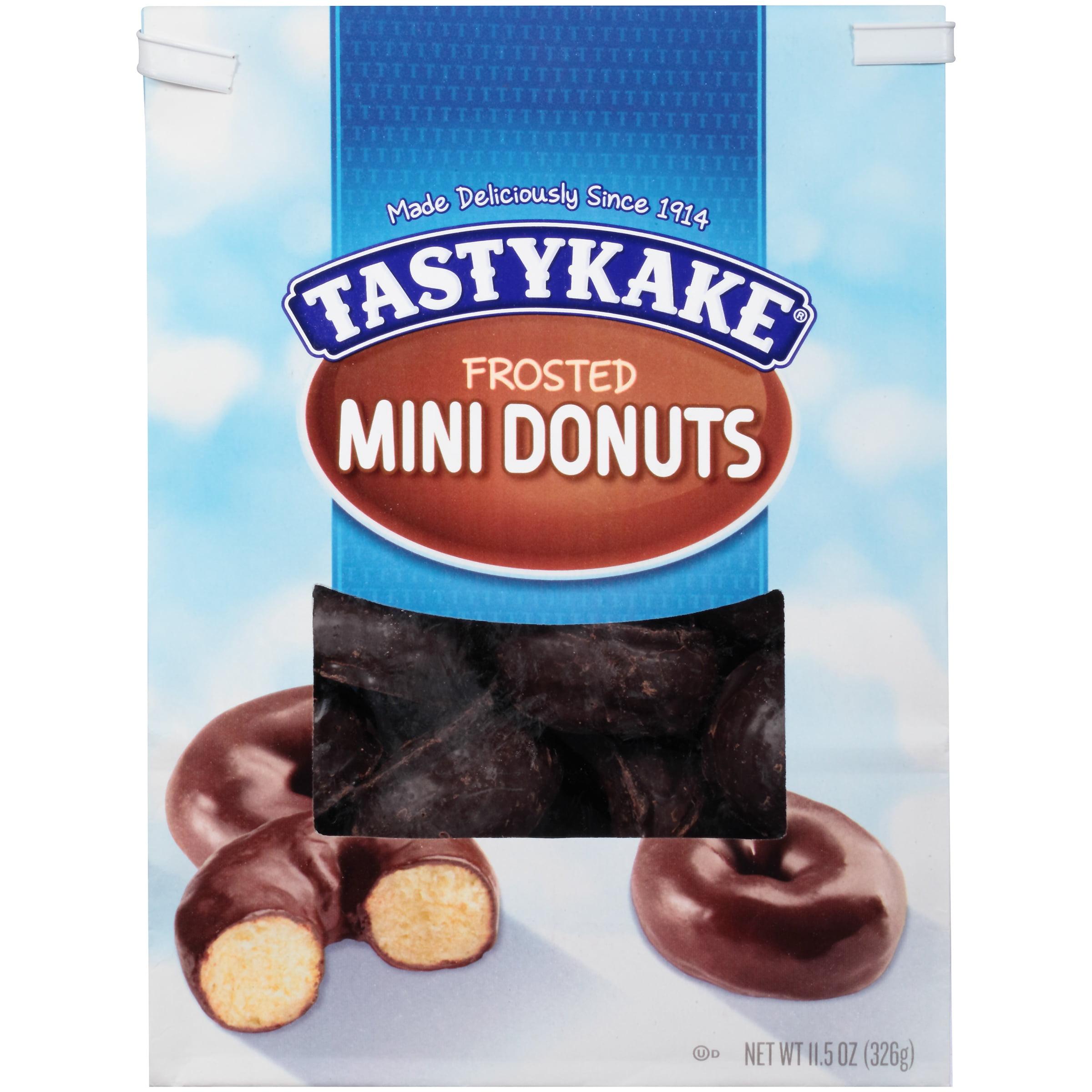 Tastykake® Frosted Mini Donuts 11.5 oz. Bag