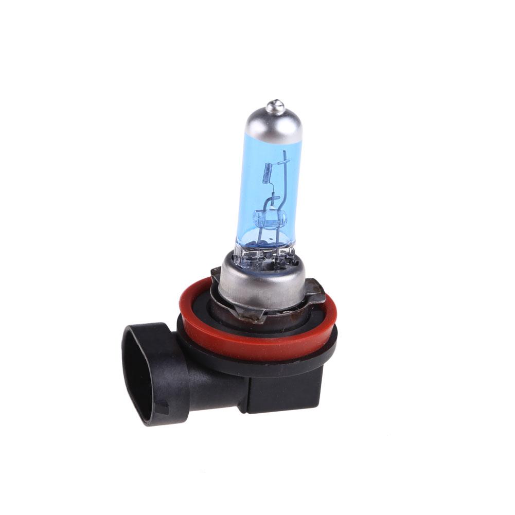 2x H11 12V 55W Super Bright Ultra White Fog Halogen Bulb Car Head Light Lamps