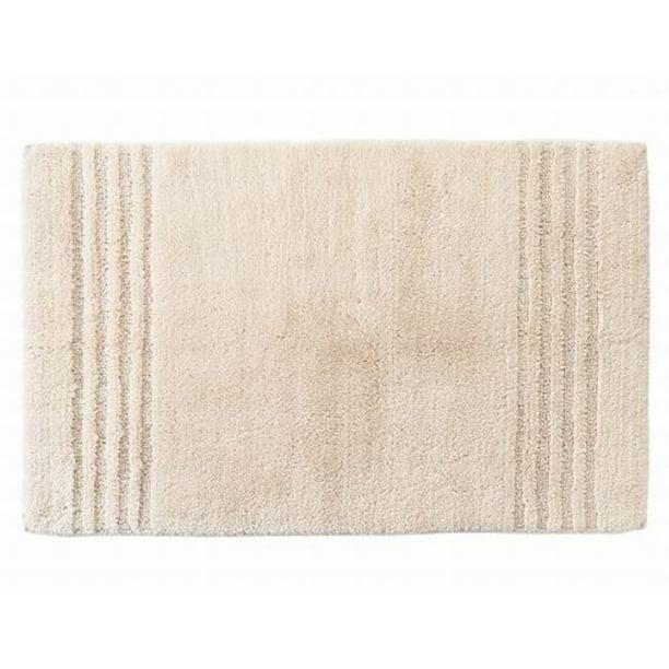 Simply Vera Plush Bath Rug Sand